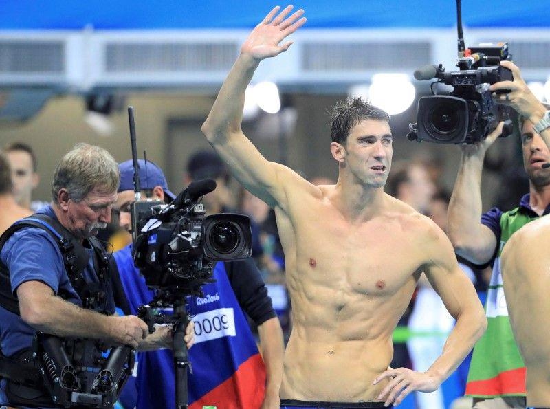 Rio 2016: Phelps Wins Last Gold as USA Dominates Swimming