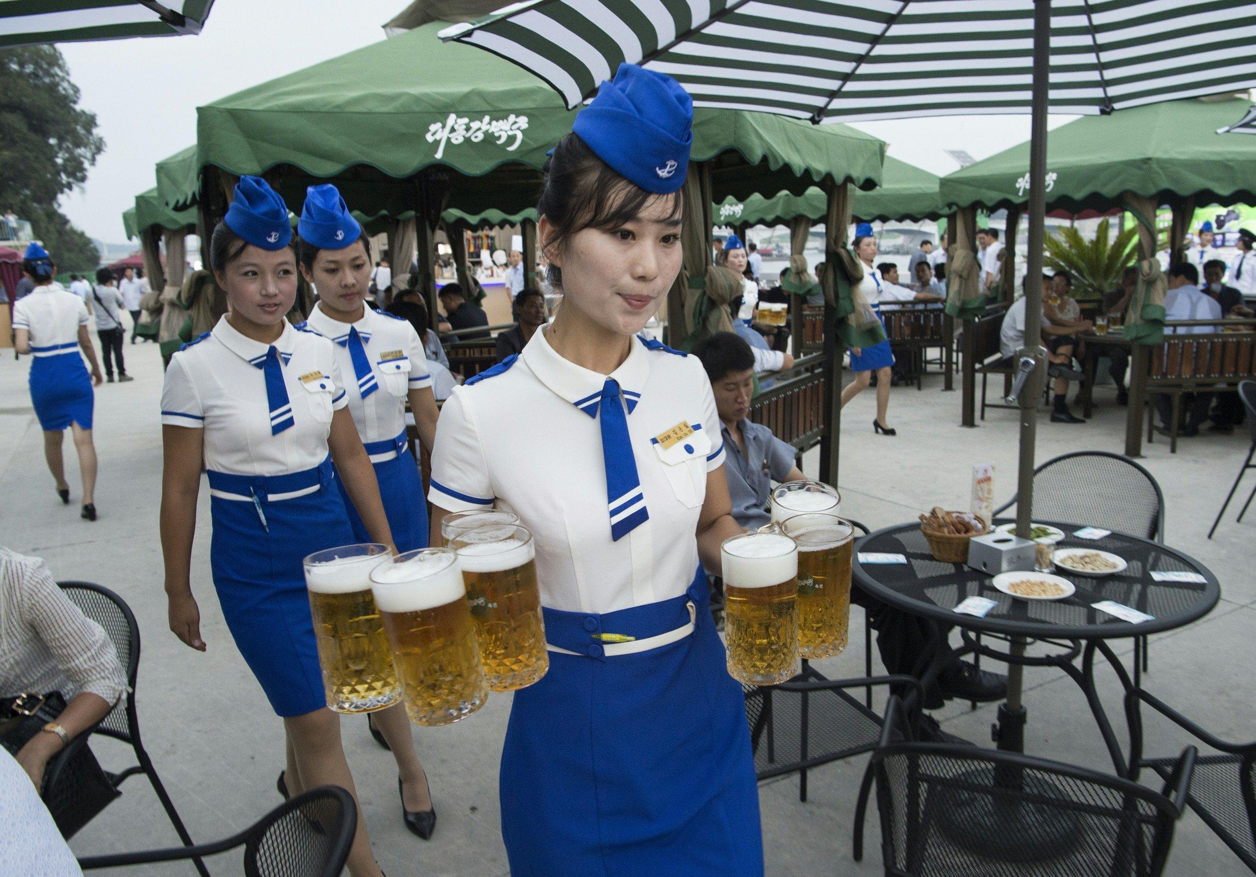 North Korea Beer Festival