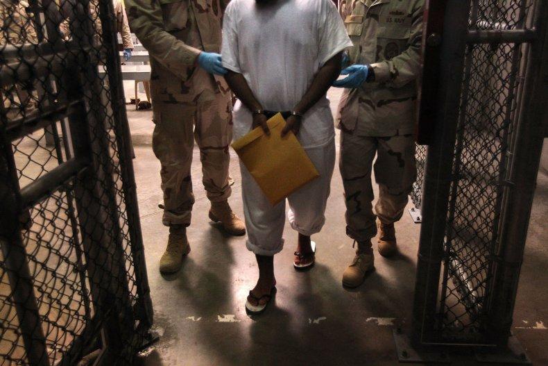 Guantanamo Bay Prison Facility