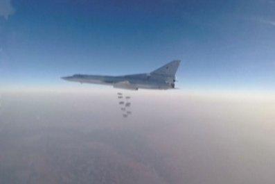 Russian air force aircraft