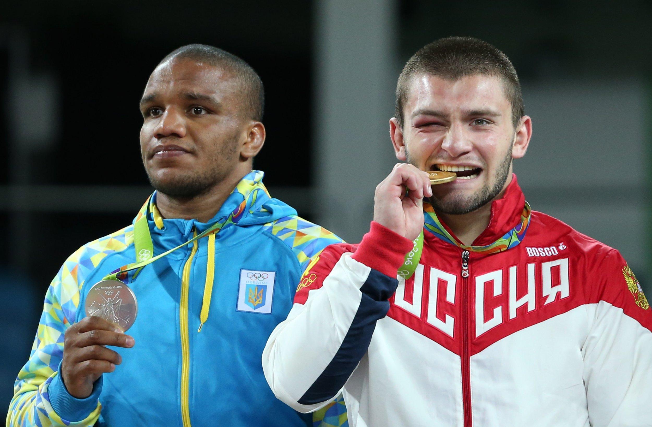 Beleniuk and Chakvetadze