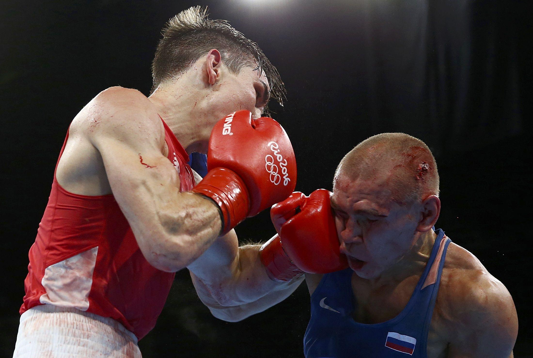 Conlan Nikitin fight