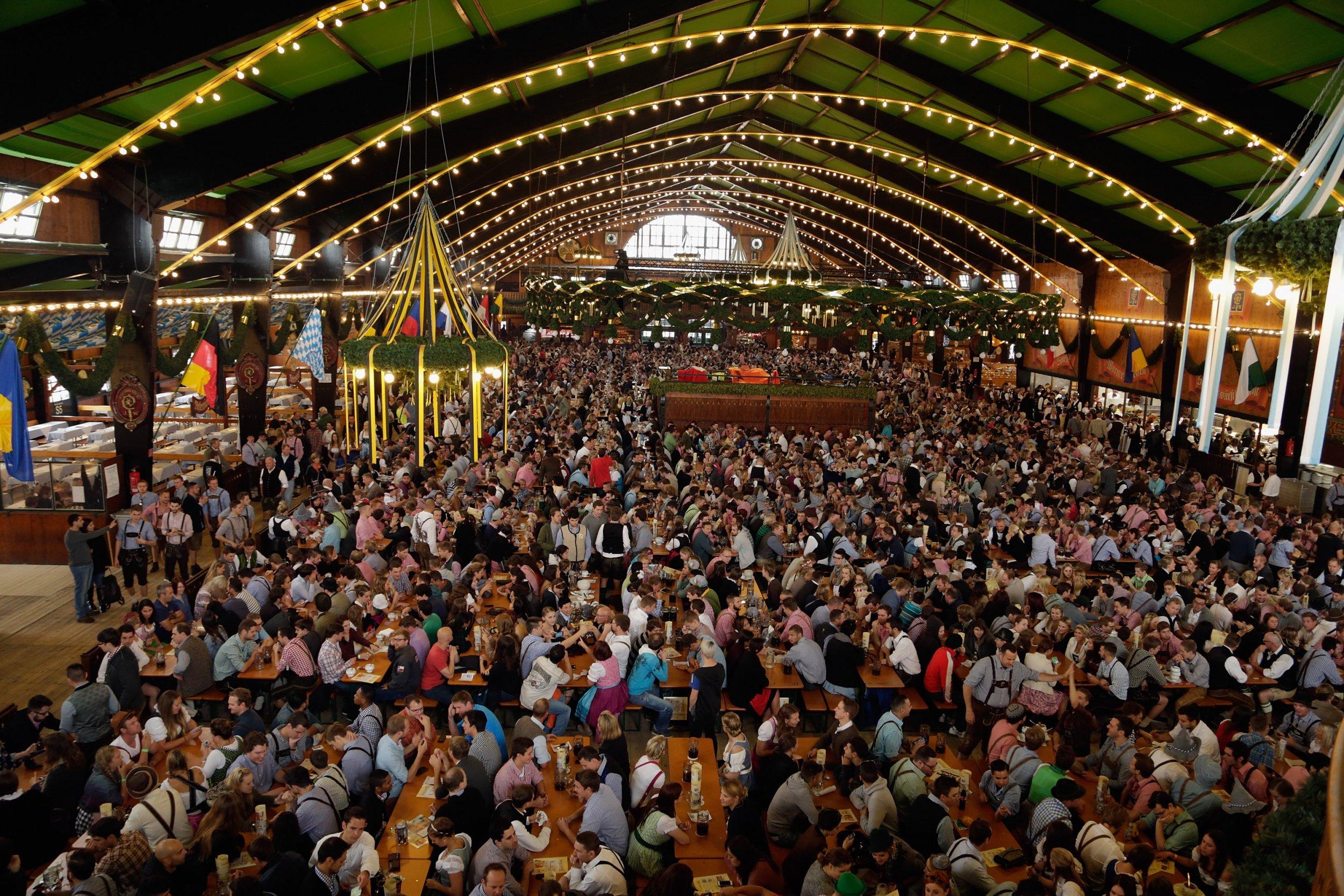 Oktoberfest Germany Extremism Fears