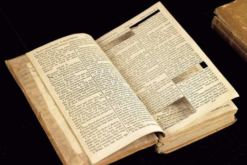 Thomas Jefferson Bible