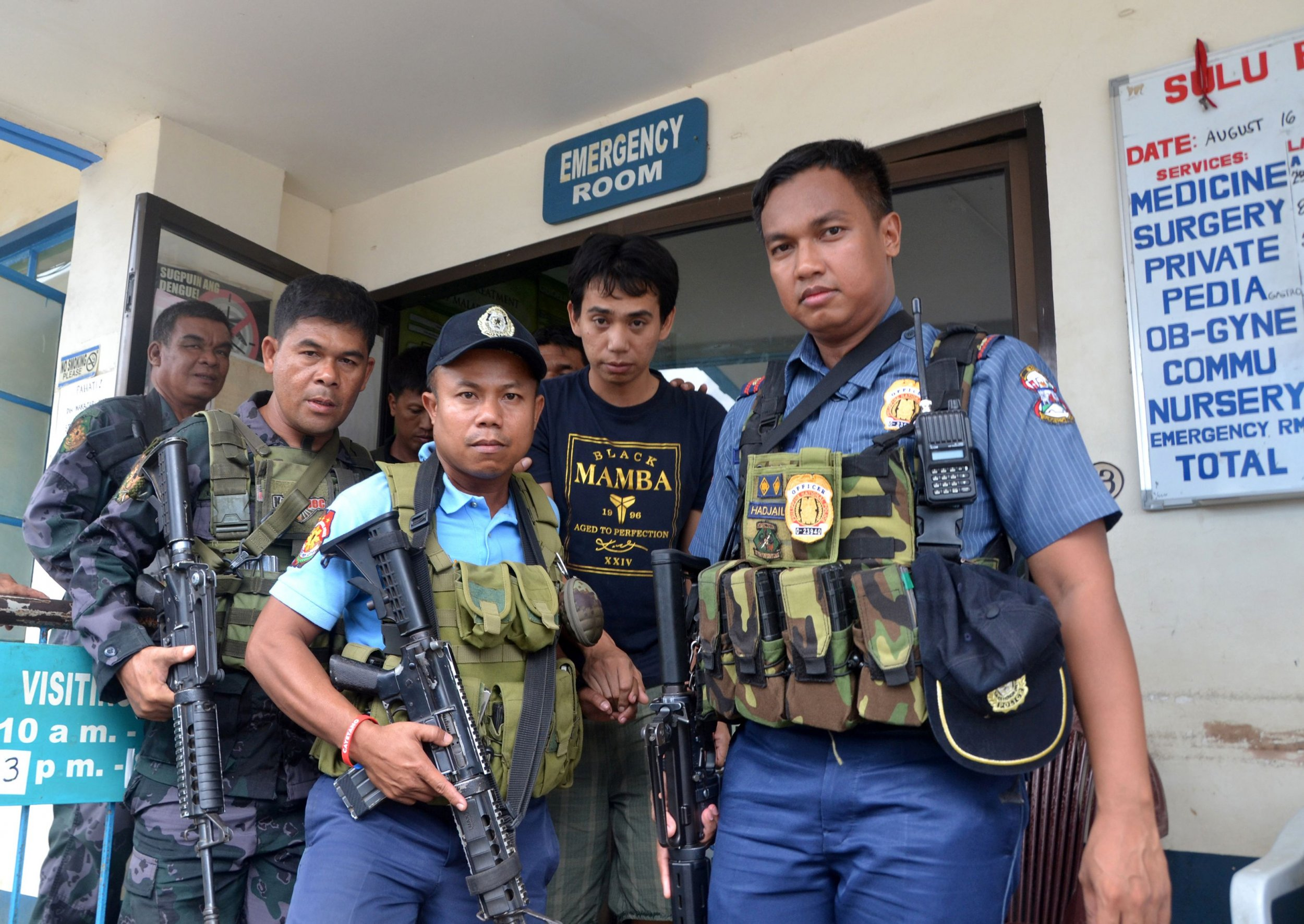 Indonesia Philippines Abu Sayyaf