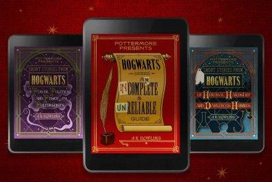 Harry Potter short stories