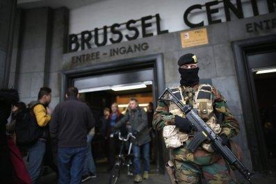Belgium Brussels Attacks ISIS