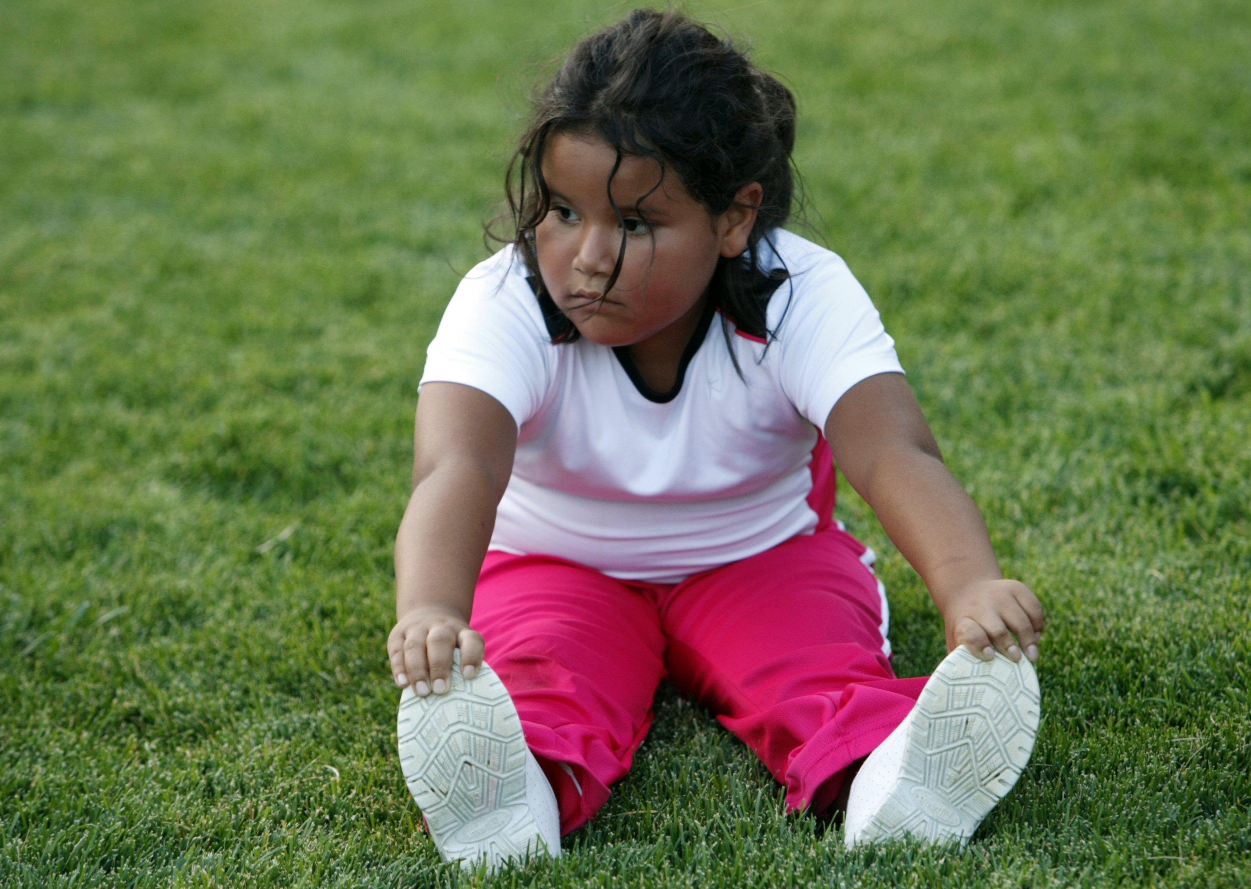 Overweight Black Kids It's Far Too ...