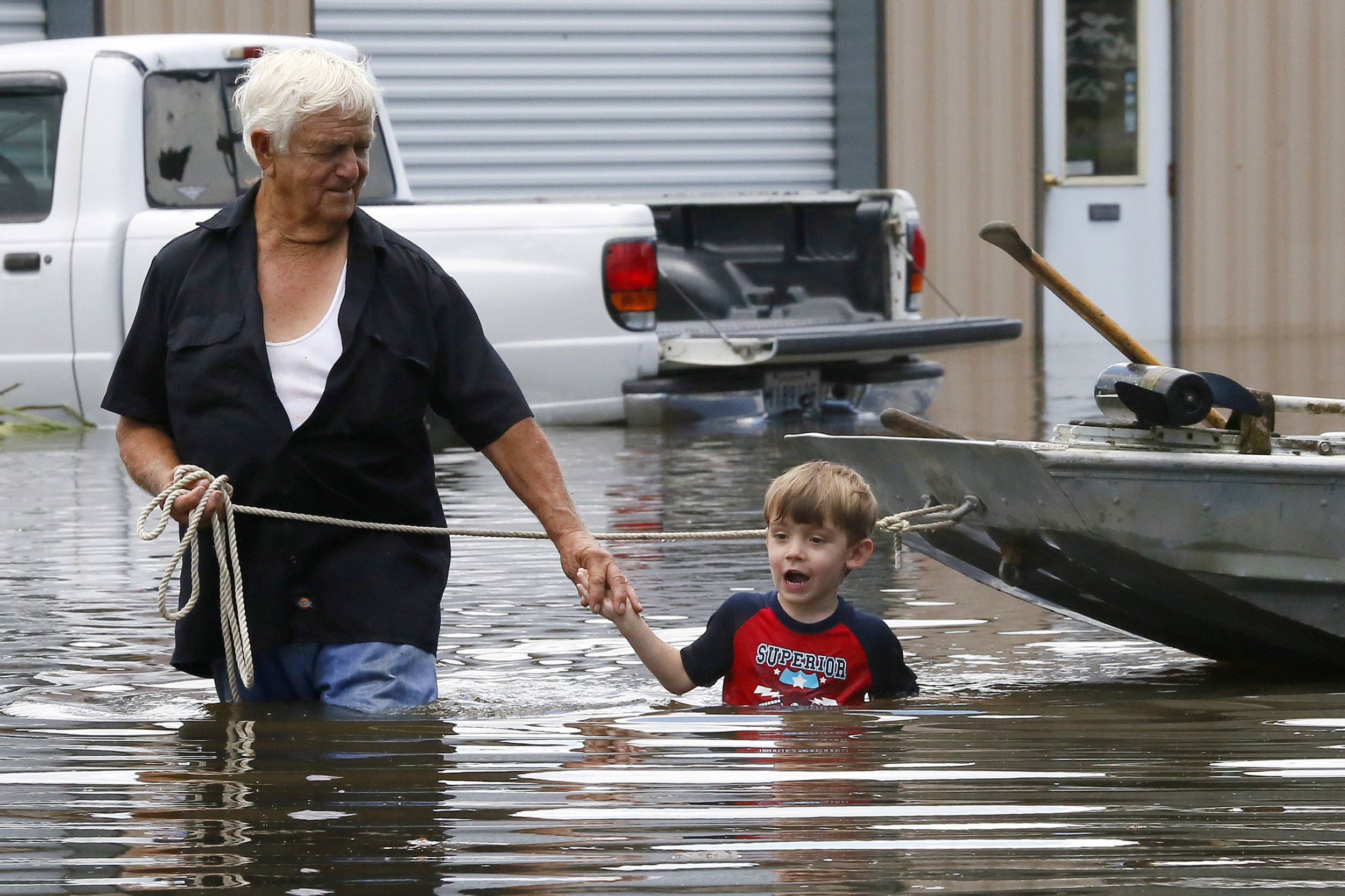 Why Obama Must Pay Attention to the Louisiana Floods