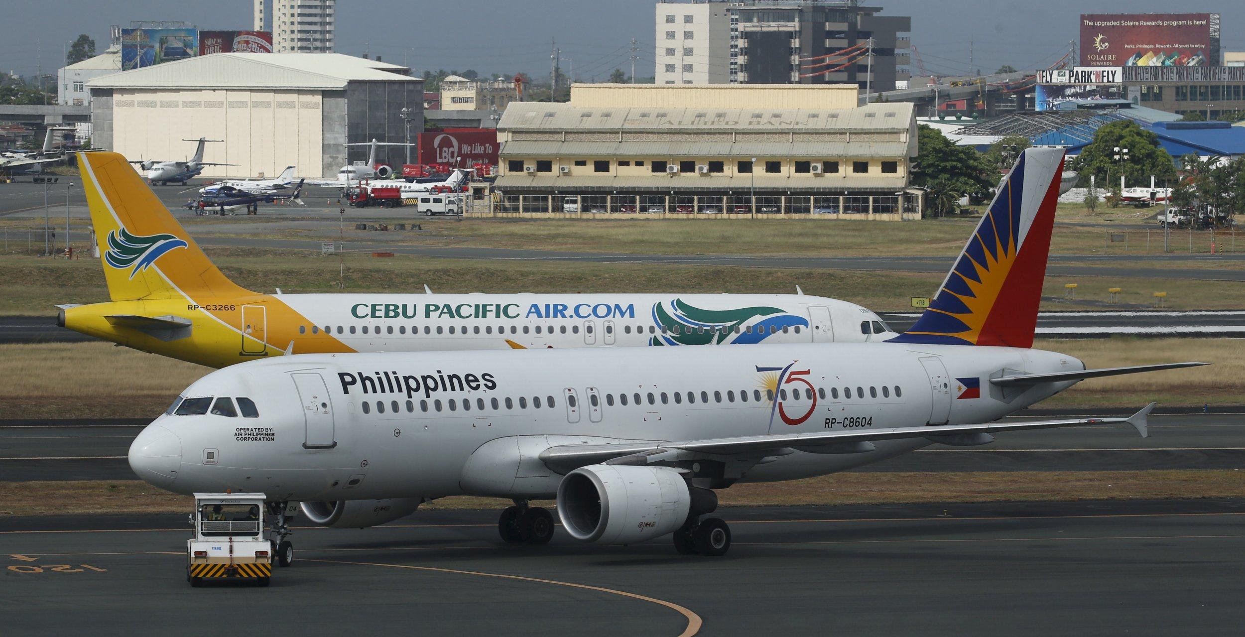 Cebu Pacific jet