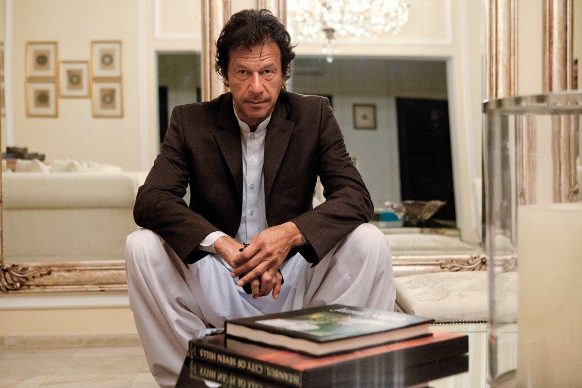 Imran Khan May Become Pakistan's Next Prime Minister