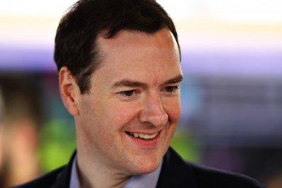 George Osborne Vietnam