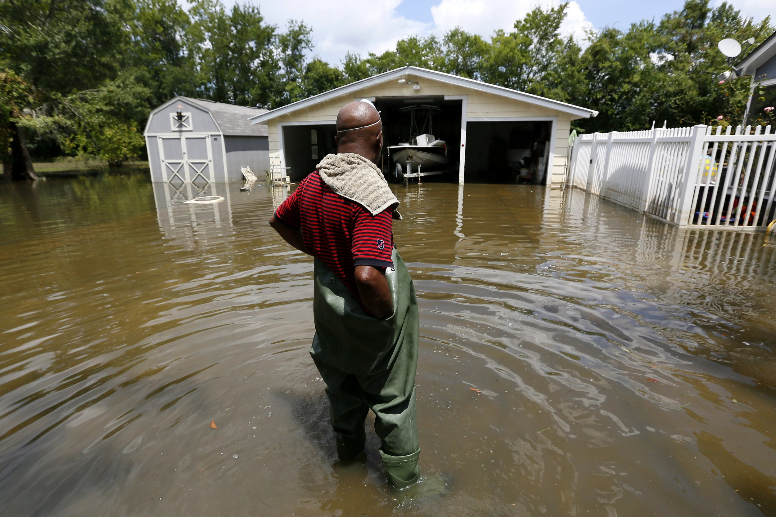 Louisiana To Start Cleanup After Fatal Flooding