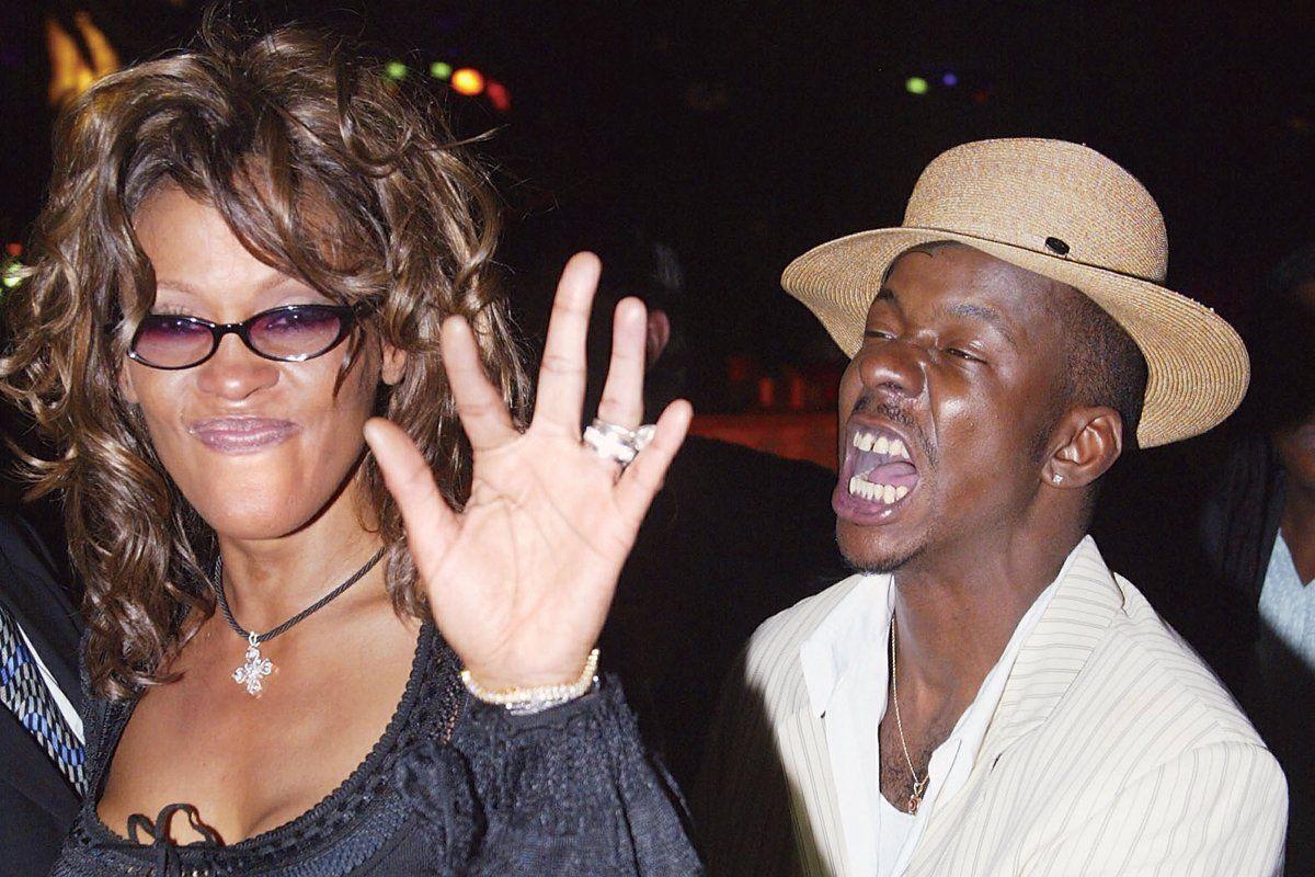 Whitney Houston Crack Whitney Houston s Private Hell