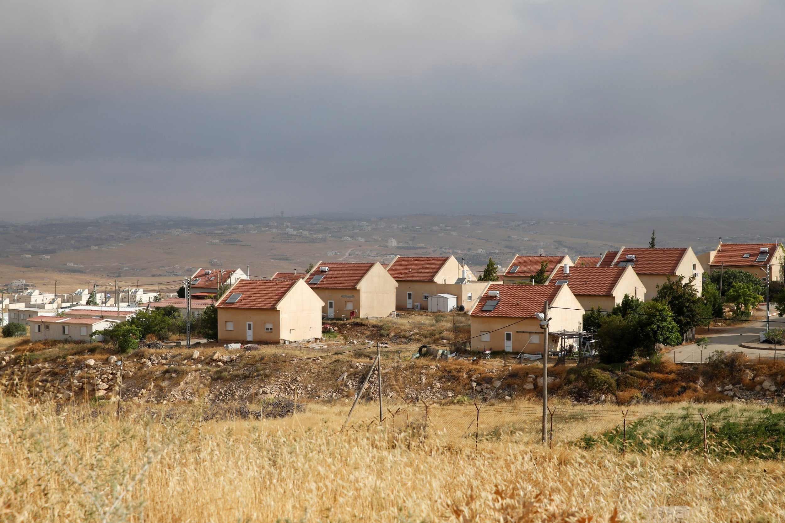 Israel Settlement in the West Bank