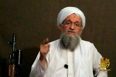 Al-Qaeda's Zawahiri