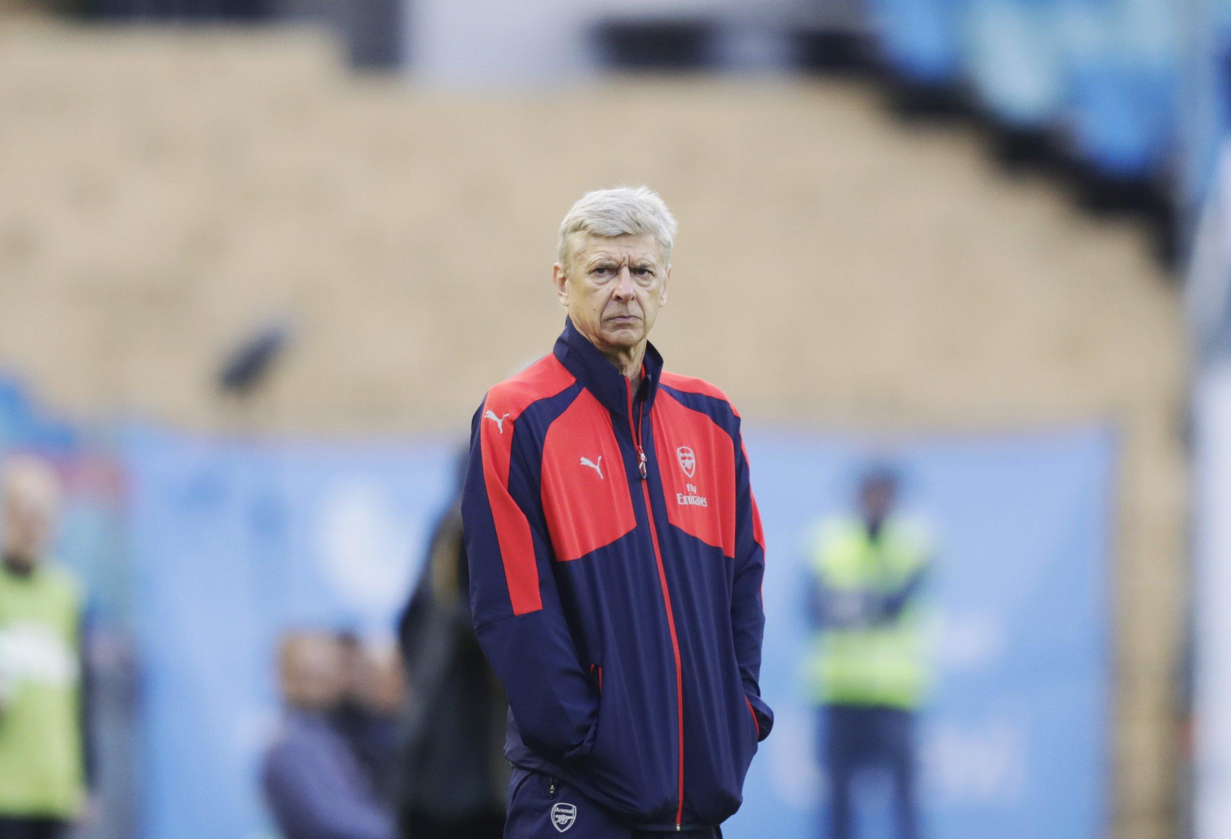 Arsenal: Arsene Wenger Gives Update on £50 Million-Rated Shkodran Mustafi