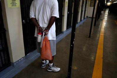 San Quentin prison inmate