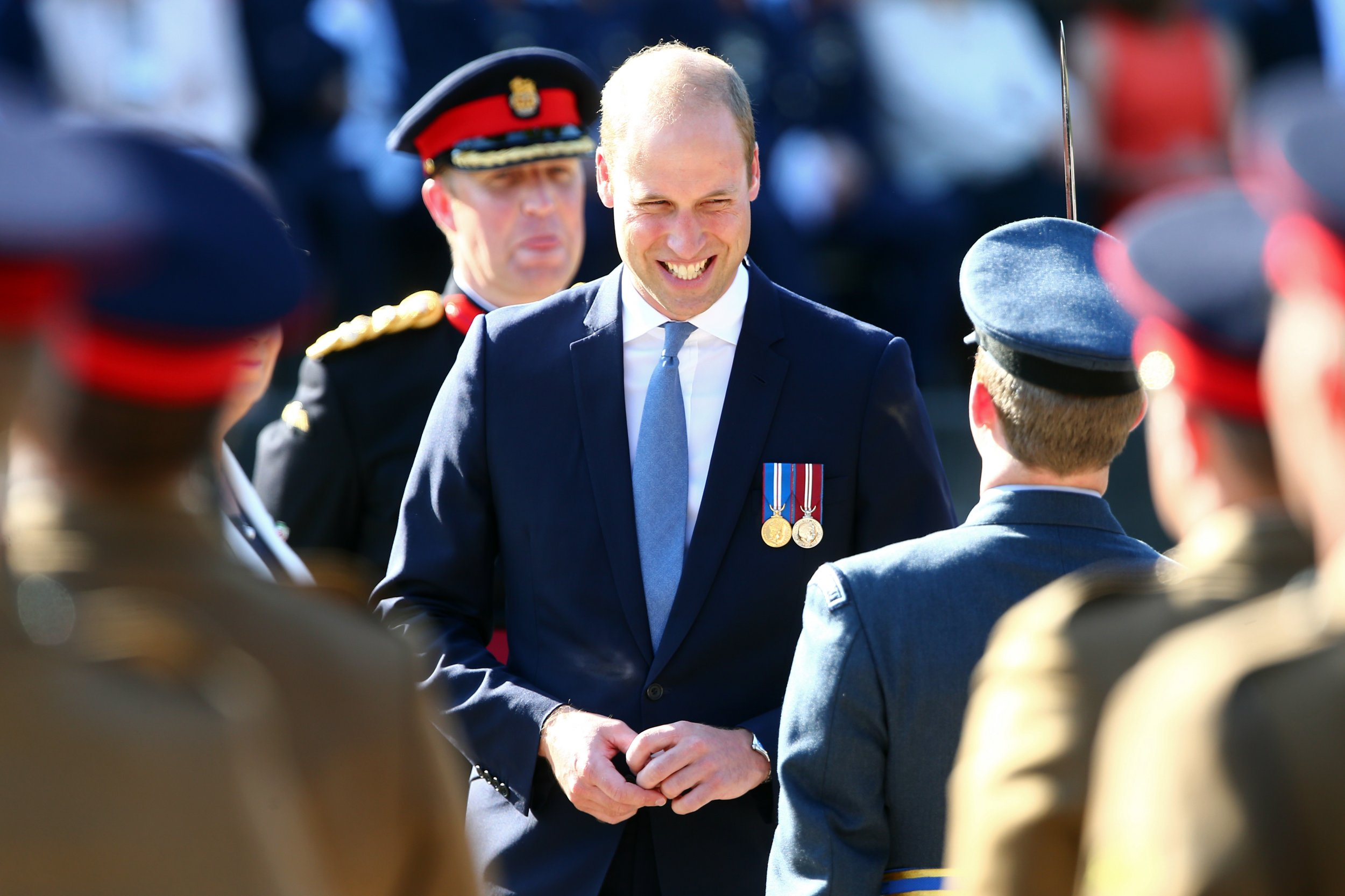 Prince William Germany