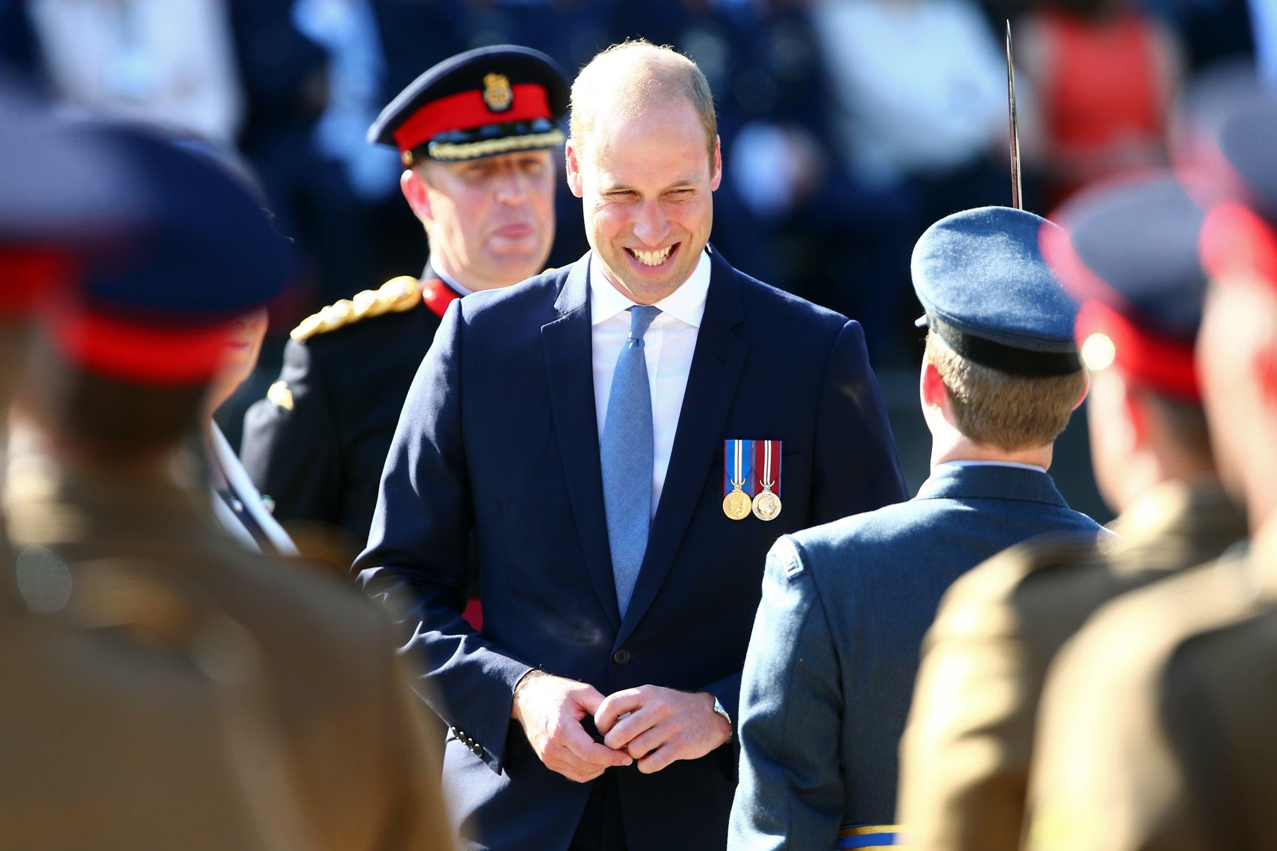 Prince William Germany