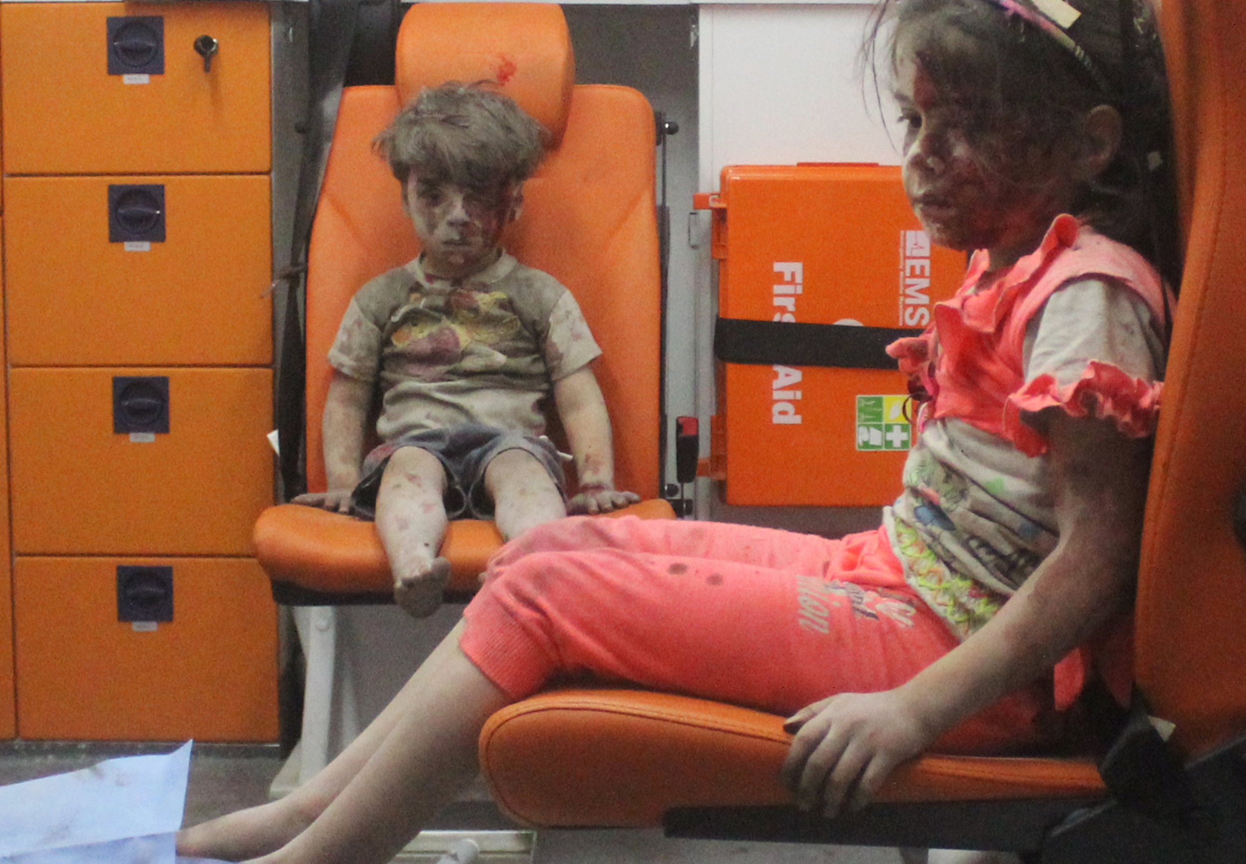 Image result for omran saving