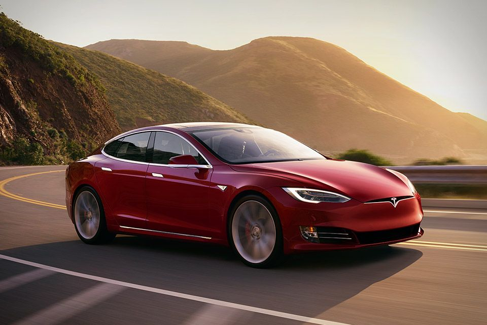 new tesla car is as quick as a bugatti veyron