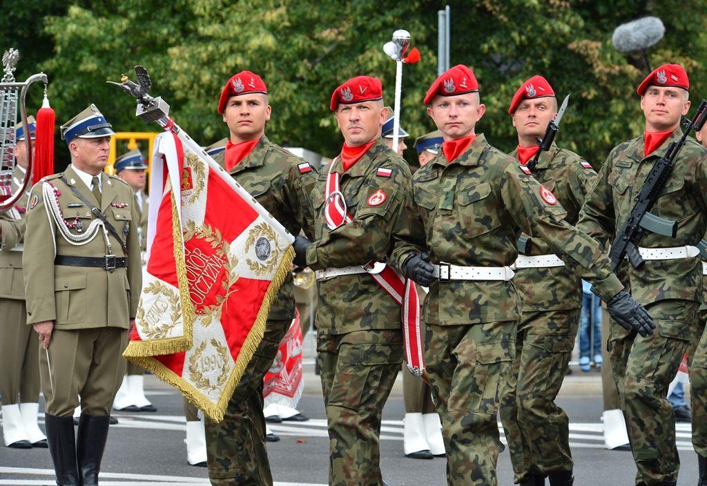 Polish military police