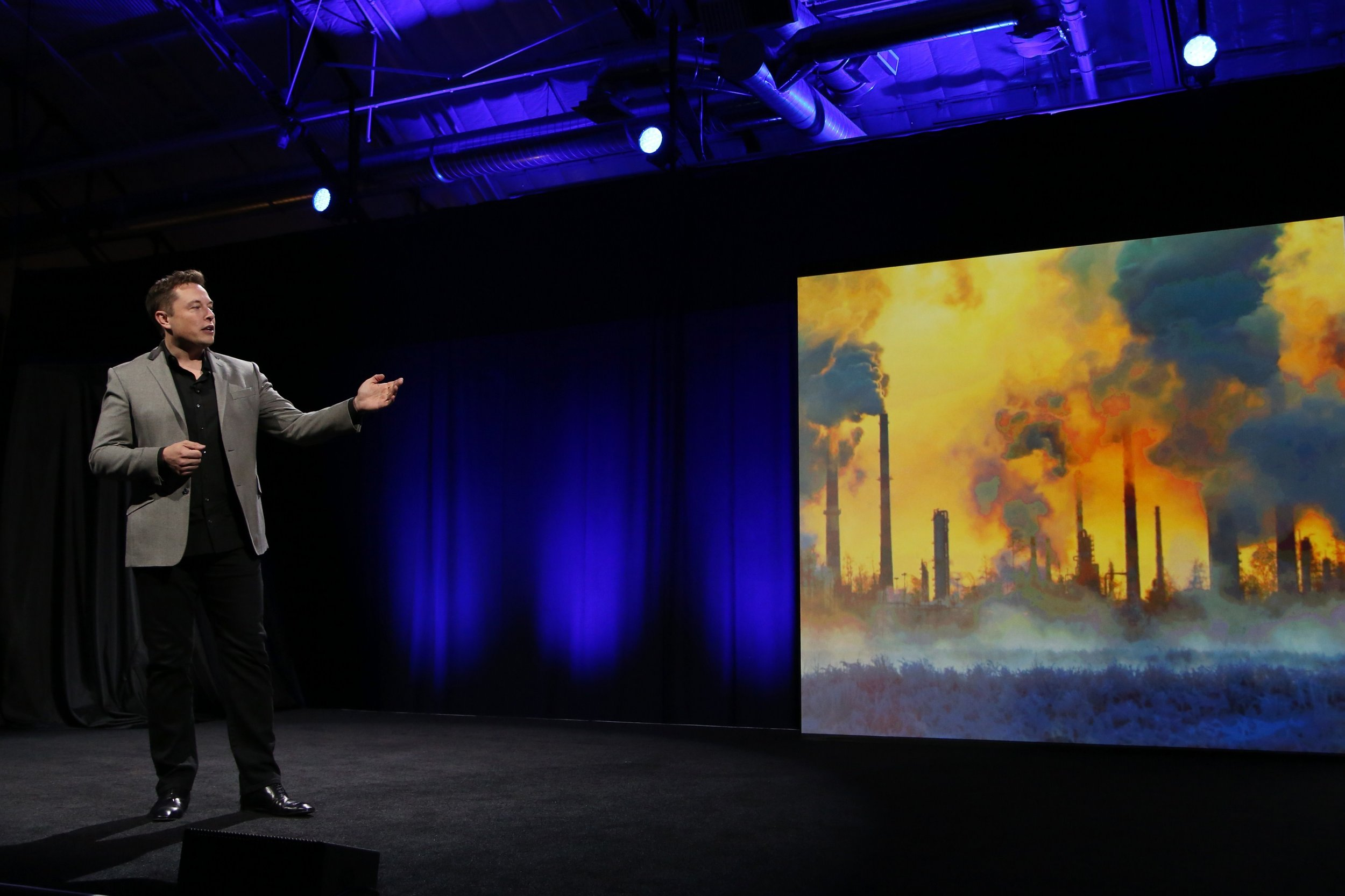 How Elon Musk Is Using Tesla to Kill Big Oil