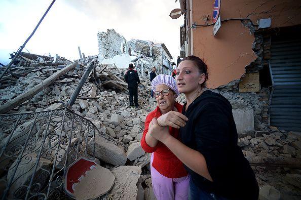 Italy Earthquake Death Toll 250