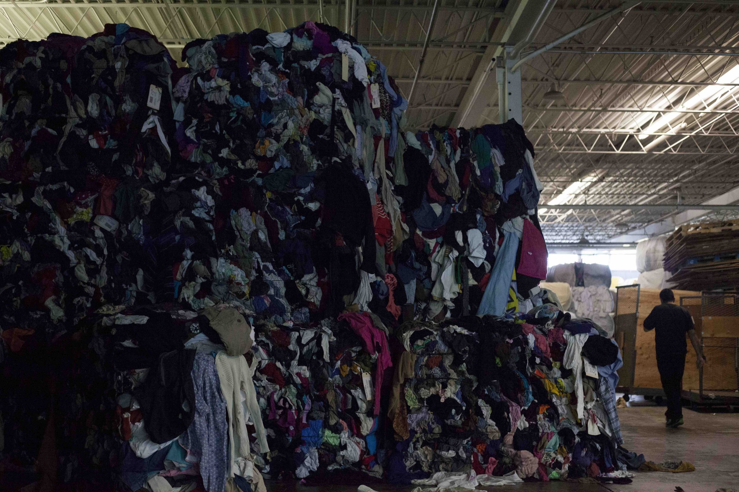 Recycled Clothing: 'Fast Fashion' May Be Creating A Waste Crisis