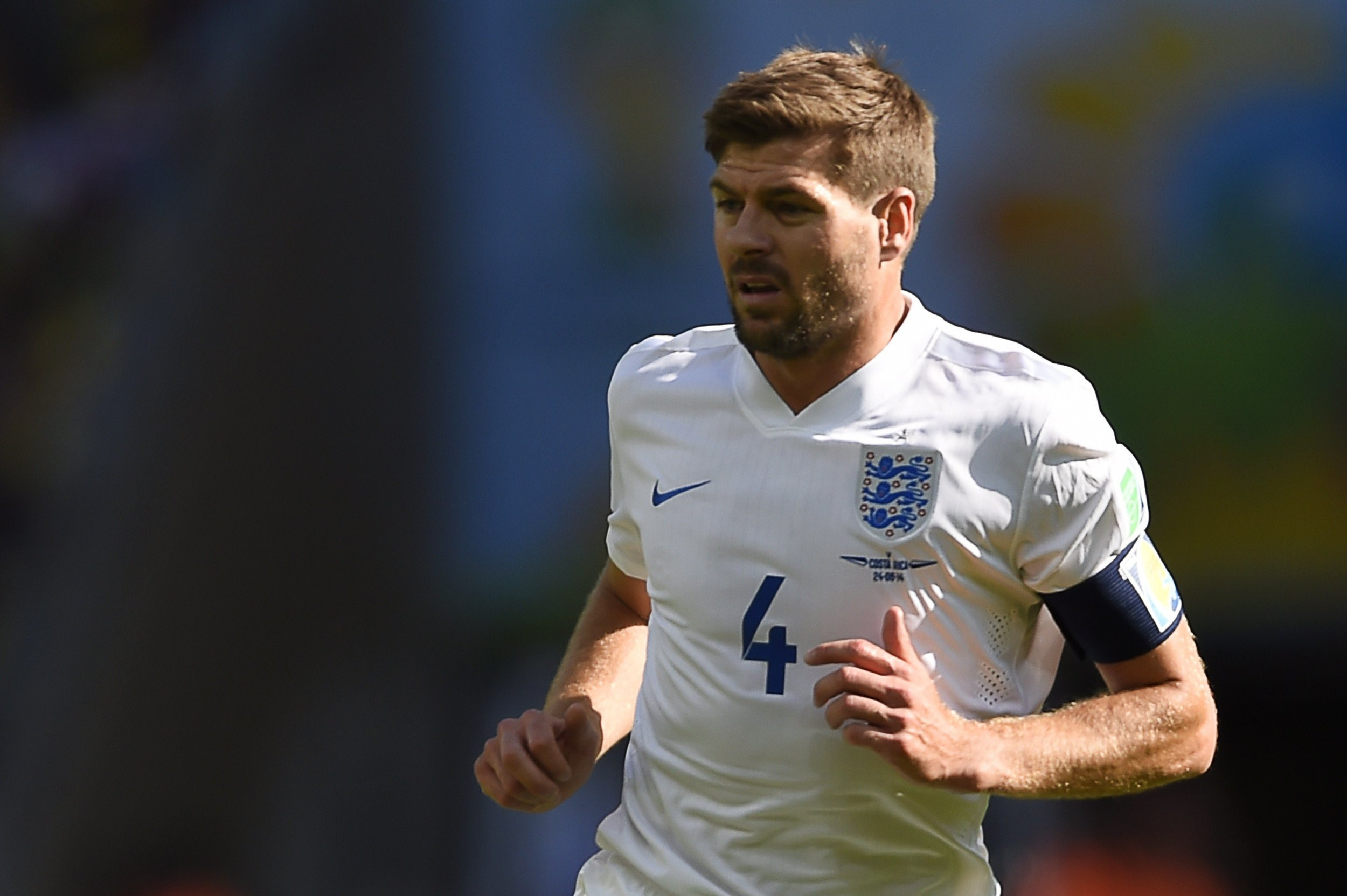 Steven Gerrard: England Needs Ex-Players in Coaching Roles