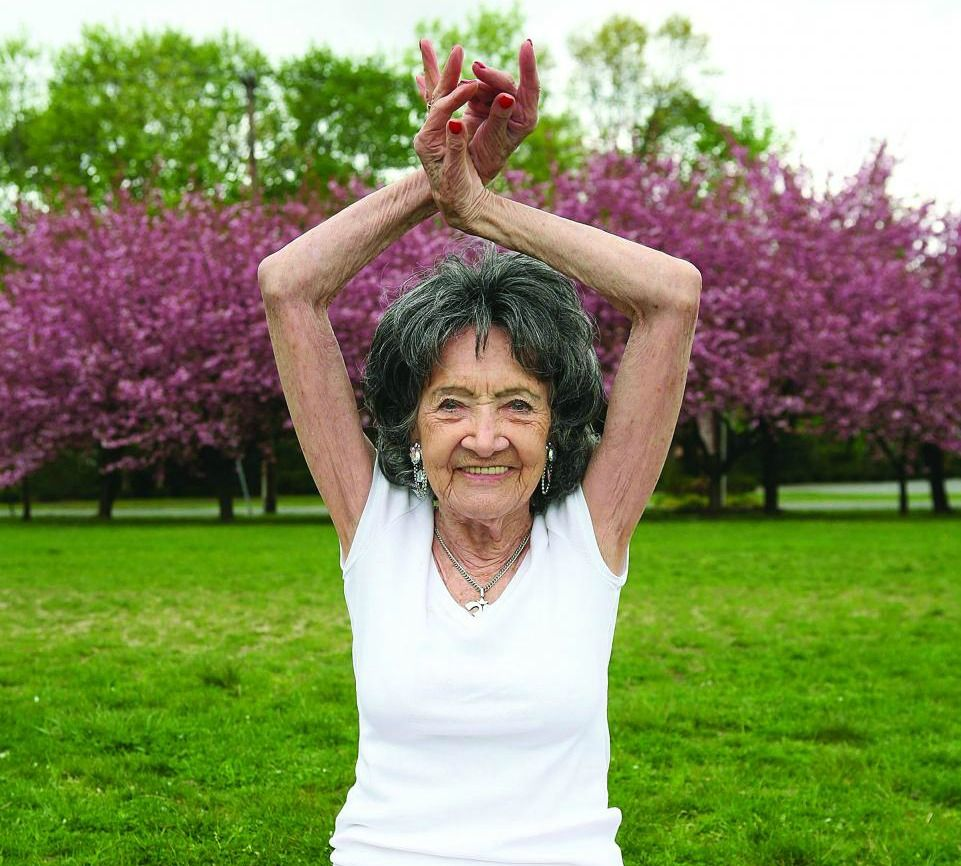 An Ageless Spirit—Yogi Still Teaching at 98