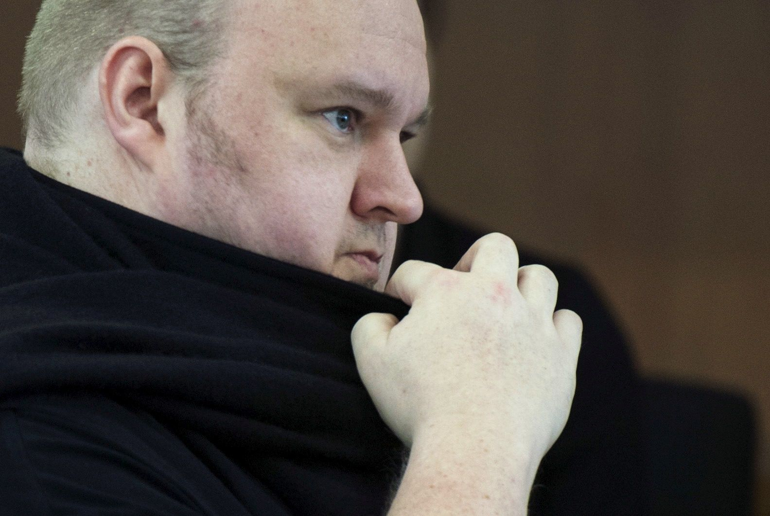 kim dotcom livestream extradition