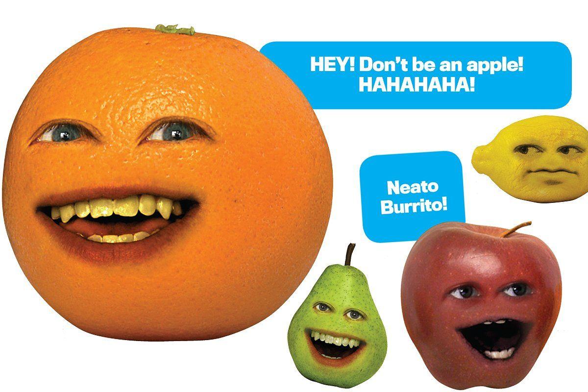 The Annoying Orange