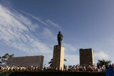 Statue of Che Guevara, Santa Clara