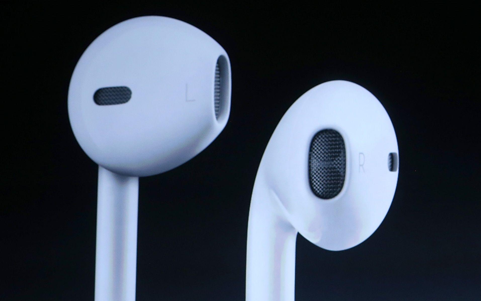 iphone 7 apple airpod wireless headphones
