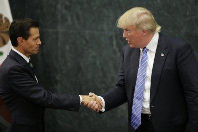 Trump Pena Nieto