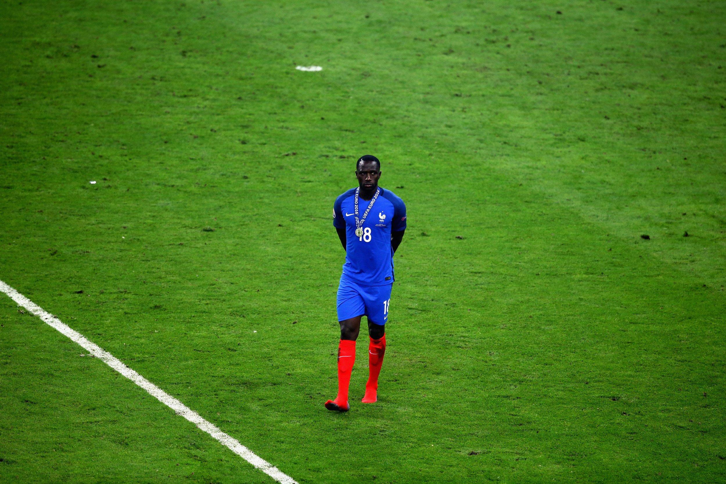 France and Tottenham Hotspur midfielder Moussa Sissoko.