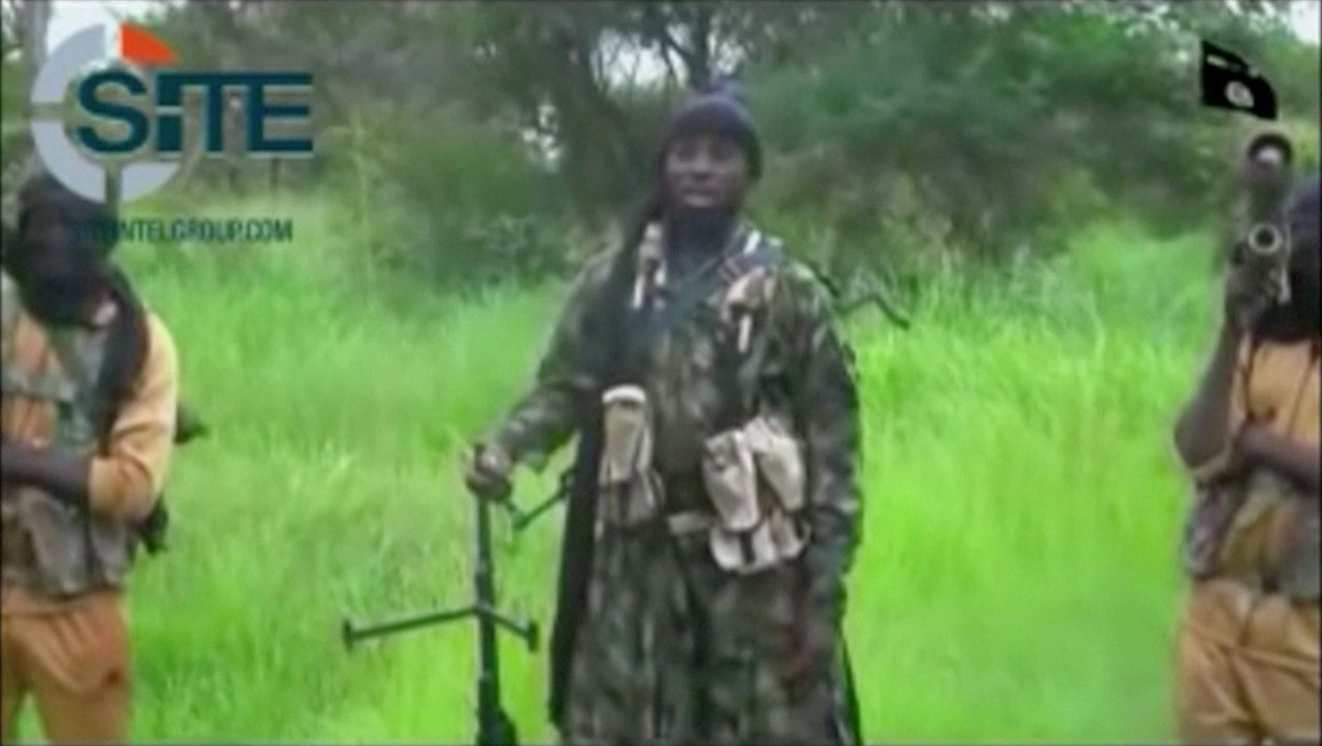 Shekau video
