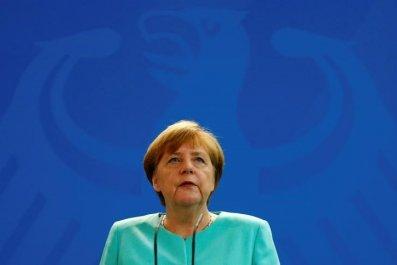 Angela Merkel Eurozone
