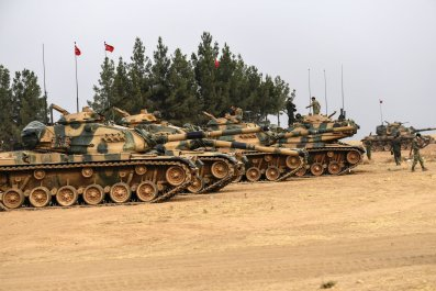 Turkish tanks