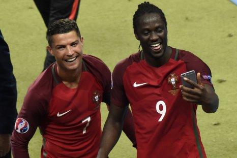 Ronaldo and Eder