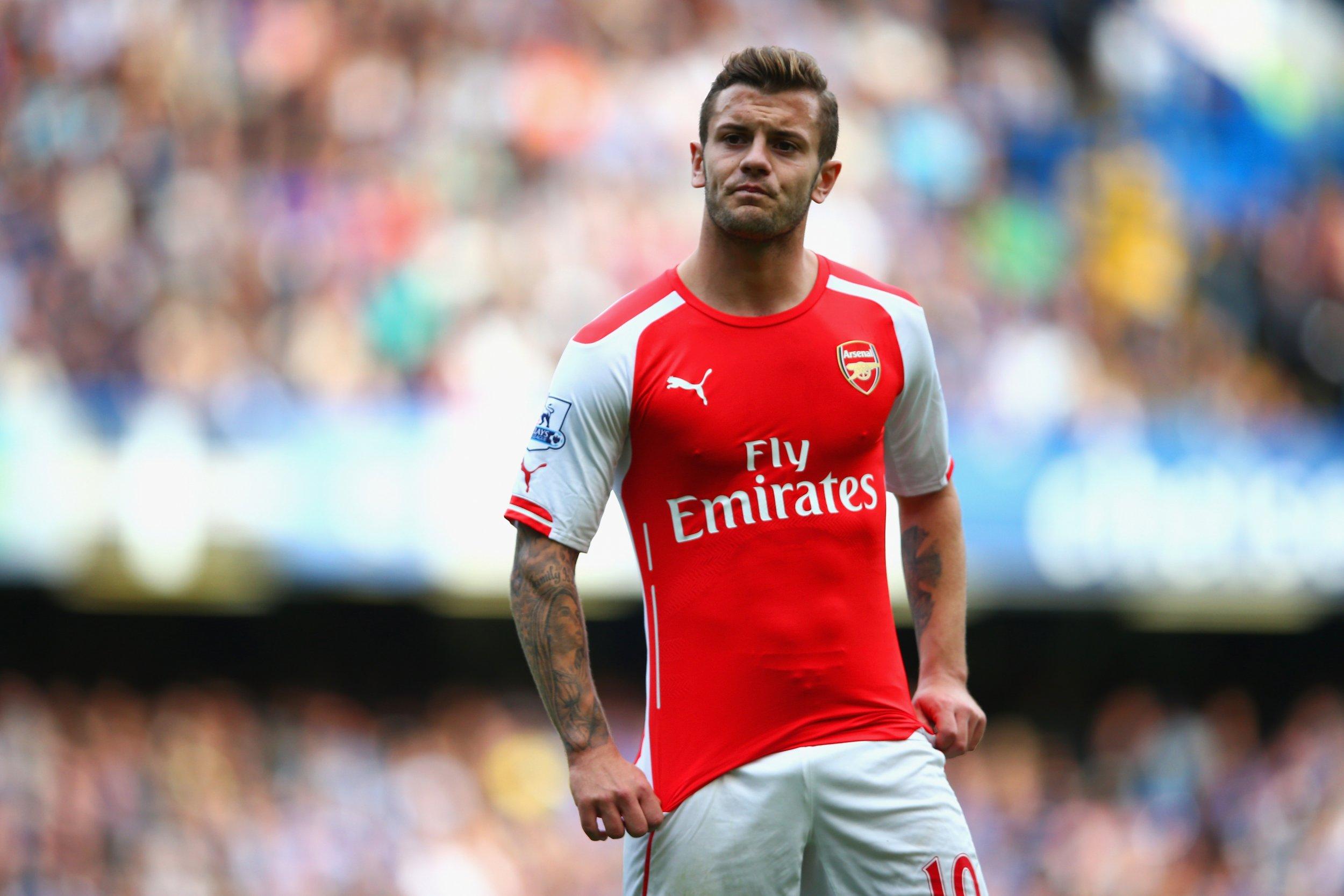 Arsenal Gunners Blocked Jack Wilshere s Move to Roma