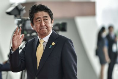 Shinzo Abe Japan Brexit