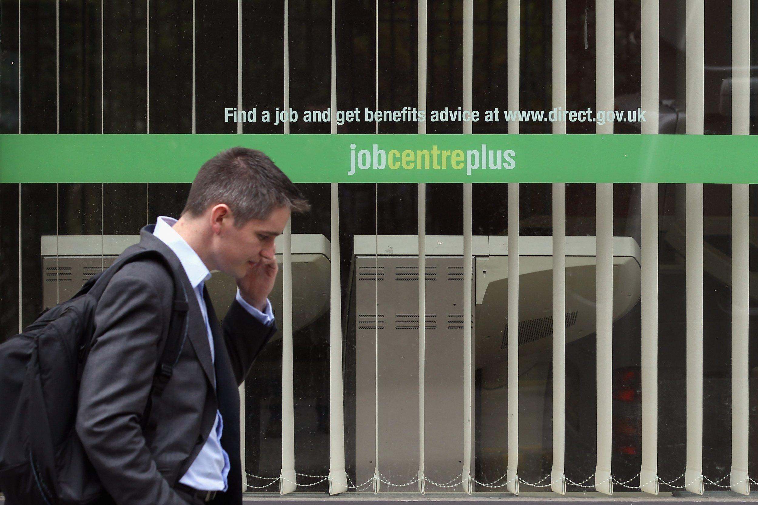 White man unemployment