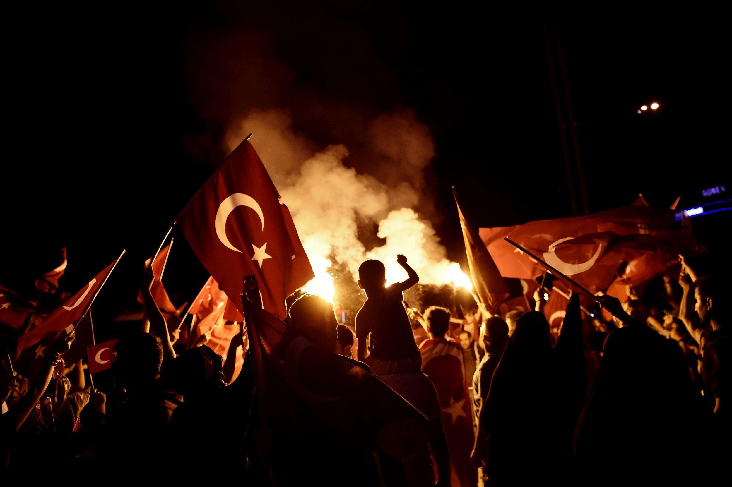 Turkey Coup Generals