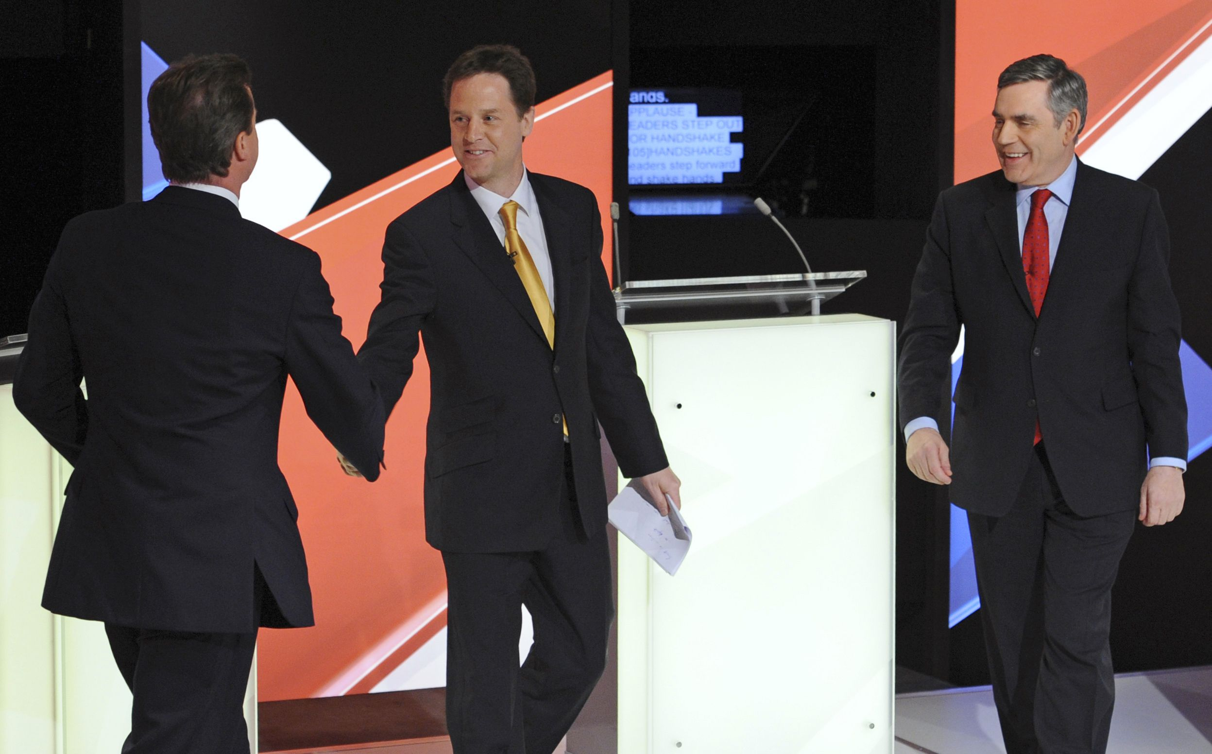 Nick Clegg Interview: 'We Ended Up Strapped to a Political