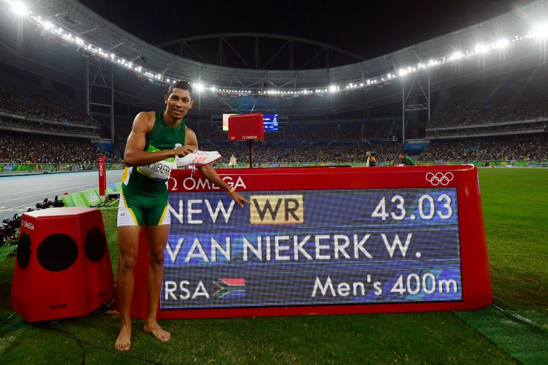 Wayde van Niekerk