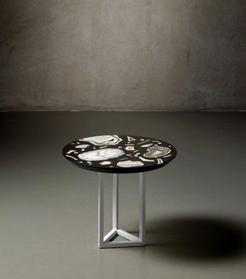 Bethan Laura Wood's Moon Rock table
