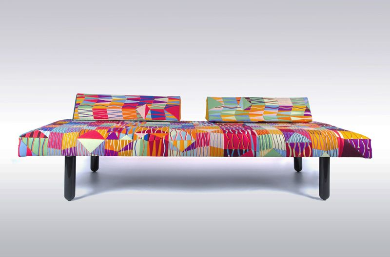 Bethan Laura Wood's Guadalupe daybed